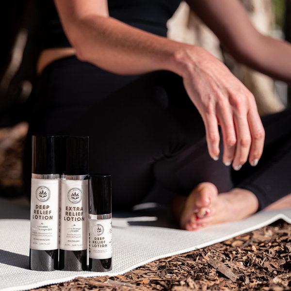 Look for the STRONG.est, FAST.est, DEEP.est pain relief! The STRONG.est line of pain relief lotions by .est 2020 Luxury Skincare.