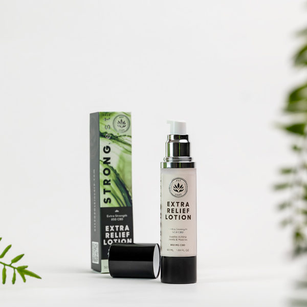 Look for the STRONG.est, FAST.est, DEEP.est pain relief! The STRONG.est Deep Relief line of pain relief lotions by .est 2020 Luxury Skincare. Our Extra Relief Lotion features 850 mg of full spectrum cannabidiol to reduce pain and inflammation.